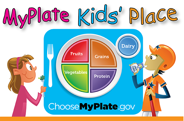 My Plate Kids